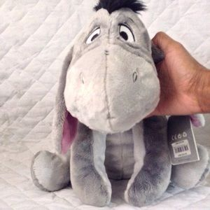 Disney Store Eeyore Plush